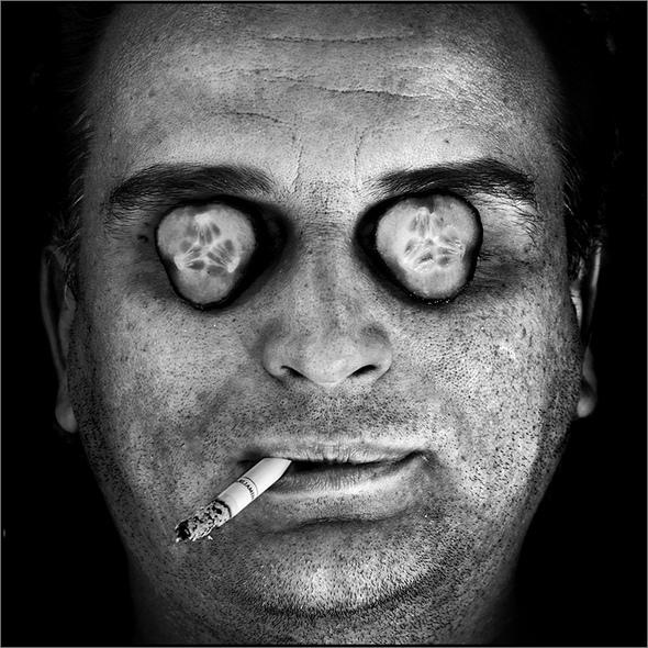 Эмоциональный портрет Антона Новожилова. Изображение № 1.