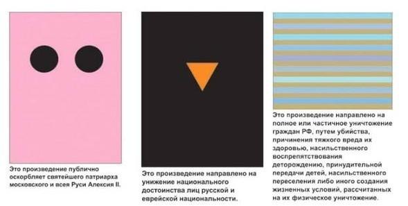 Преследование искусства в России: уголовное дело для создателя Монстрации. Изображение № 10.