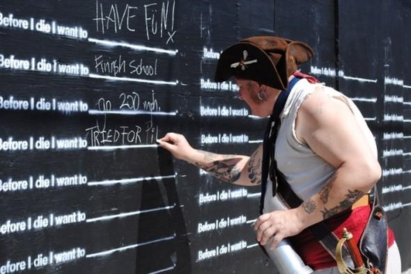 Лучшие стрит-арт проекты 2011 года. Изображение №49.