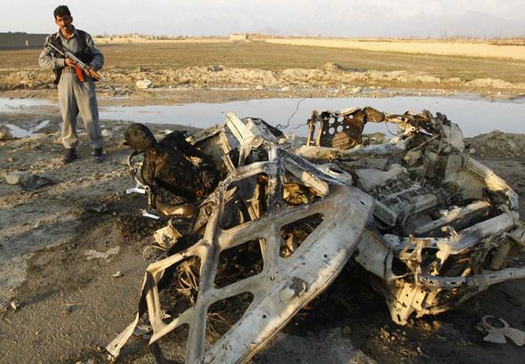 Афганистан. Военная фотография. Изображение № 245.