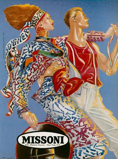 Antonio Lopez - легендарный fashion-иллюстратор. Изображение № 6.