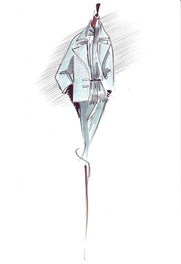 Дизайн одежды дляМишель Обамы. Изображение № 4.