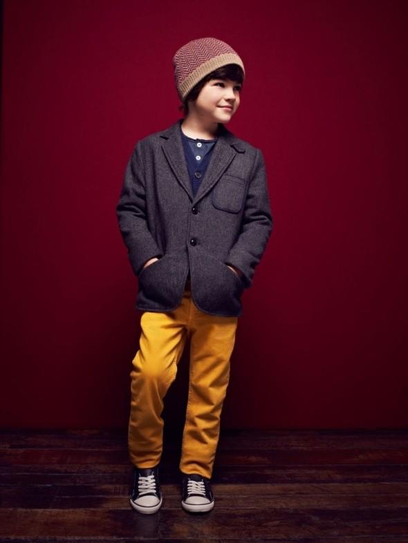 Кампания: Zara Kids FW 2011. Изображение № 4.