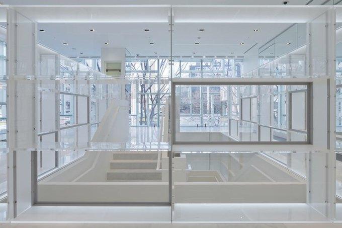 Рем Колхас создал прозрачный магазин для Coach. Изображение № 2.