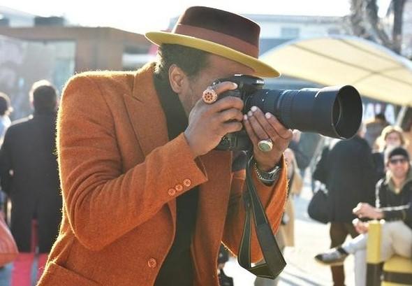 Головные уборы гостей Spring 2012 Couture. Изображение № 16.