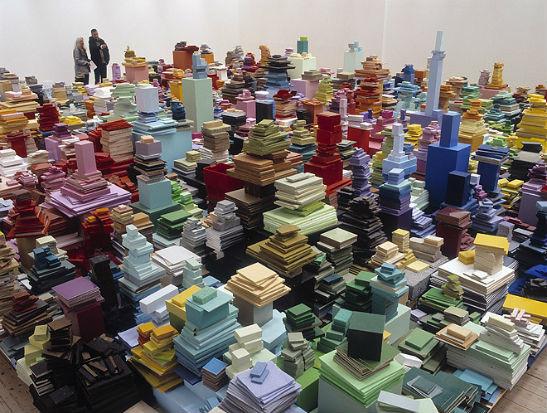 Искусство где-то рядом: 10 художников, работающих с предметами быта. Изображение № 68.