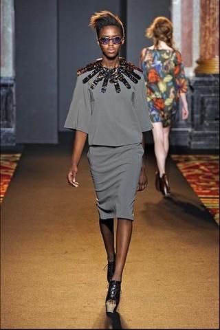 Алена Ахмадуллина на Парижской неделе моды. Изображение № 3.