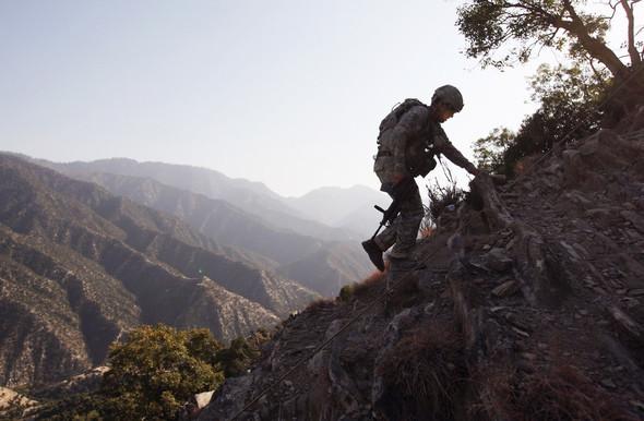 Афганистан. Военная фотография. Изображение № 311.