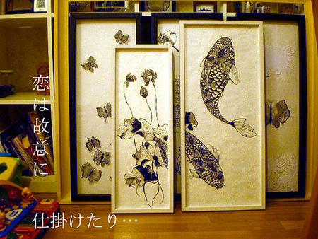 Вырезанные избумаги картины – Hina Aoyama. Изображение № 11.