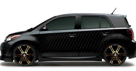 Scionбюджетный вариант дизайнерских авто избудущего. Изображение № 8.