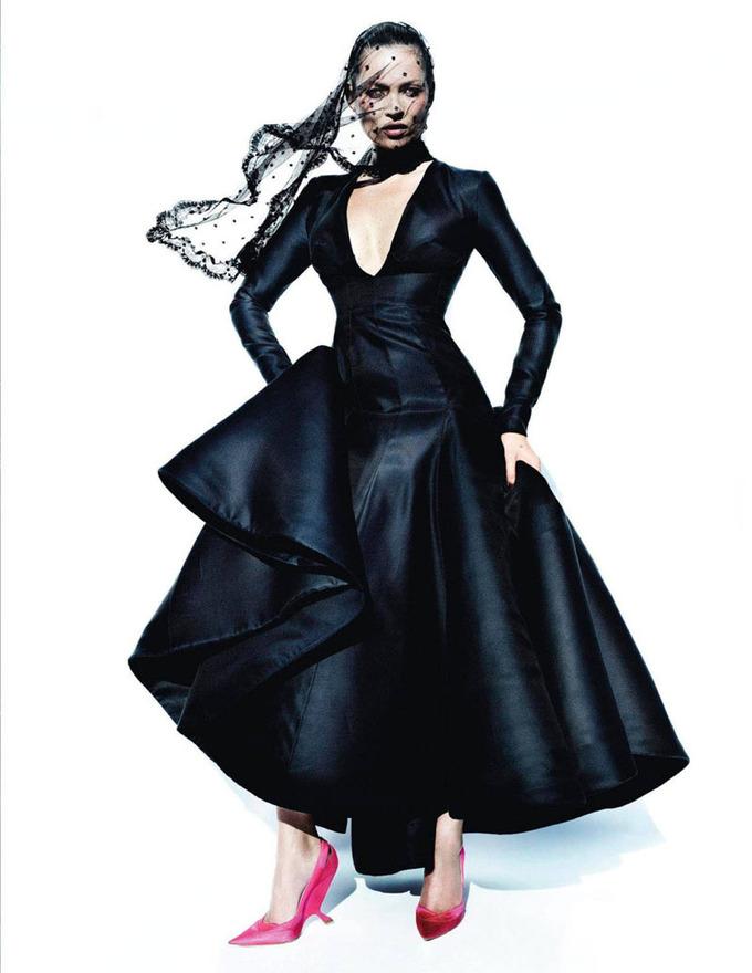 Numero, Vogue и другие журналы опубликовали новые съемки. Изображение № 28.
