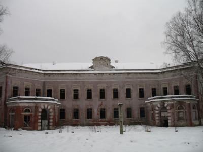 Руины усадьбы «Отрада». Изображение № 4.