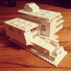 Архитекторы тестируют новый конструктор LEGO Architecture Studio. Изображение № 11.