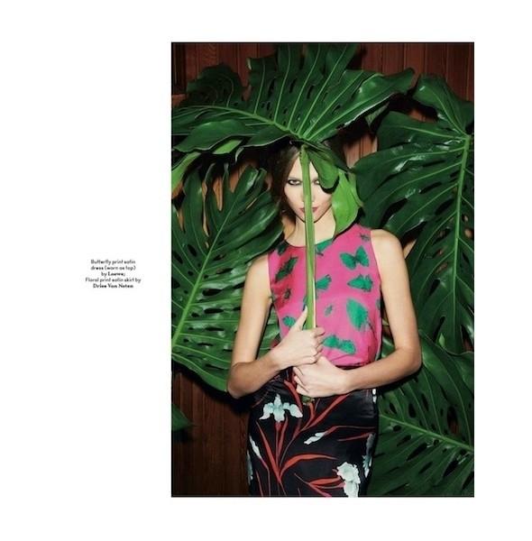 Изображение 11. Съемки: AnOther, POP, Vogue и другие.. Изображение № 11.