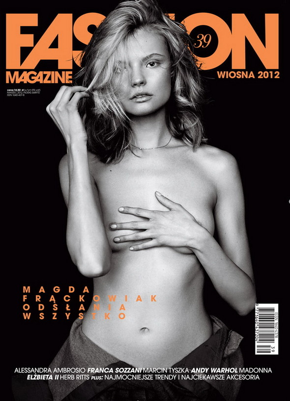 Магдалена Фраковяк для Fashion Poland. Изображение № 9.