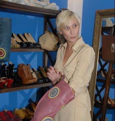 Знай наших! Украинские дизыйнеры обуви. Изображение № 1.