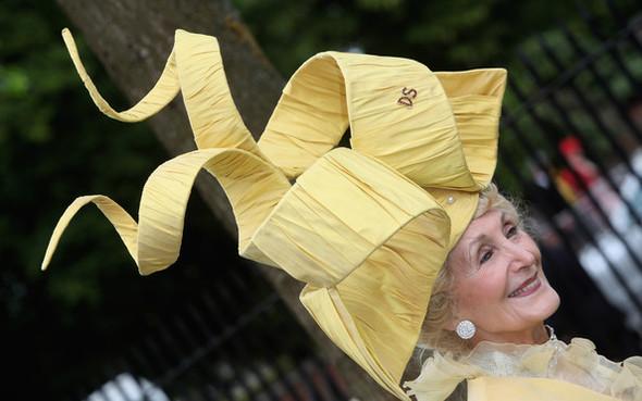 Самые необычные иизысканных шляпки Royal Ascot. Изображение № 2.