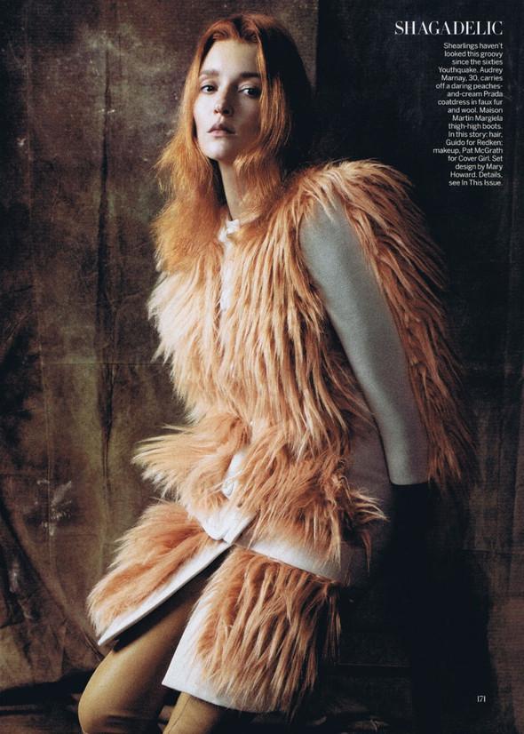 Съёмка: Стивен Майзел для американского Vogue. Изображение № 10.