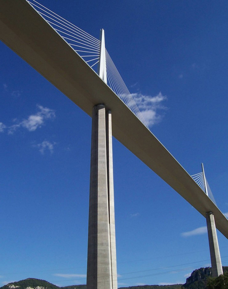 Самый высокий транспортный мост вмире. Изображение № 2.