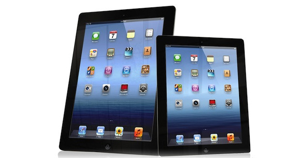 Предположительные варианты цветов iPad Mini. Изображение № 38.