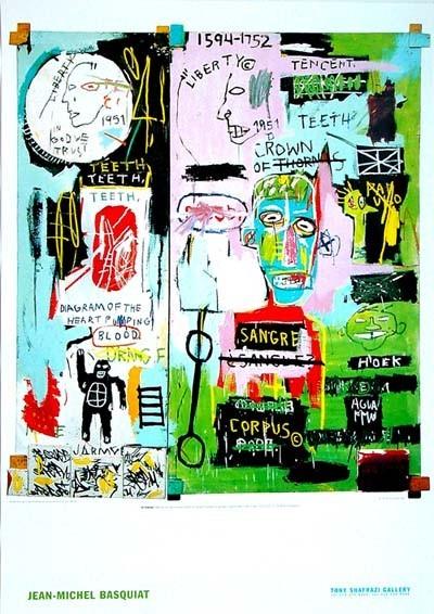 Жан-Мишель Баския - The Radiant Child. Изображение № 6.