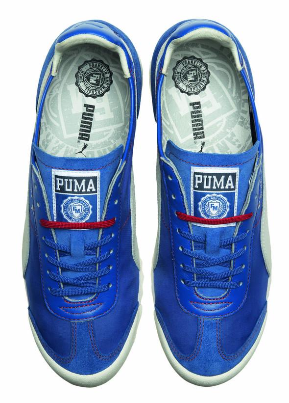 Puma Roma x Franklin & Marshall. Изображение № 5.