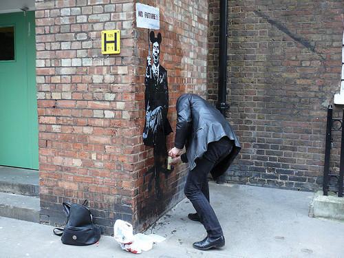 JefAérosol, уличный художник. Изображение № 16.