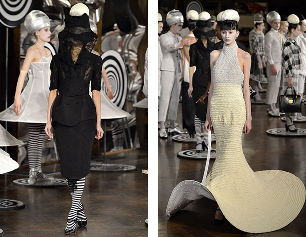 NYFW SS 13: Показы 3.1 Phillip Lim, Thom Browne, Marc Jacobs и Theyskens' Theory. Изображение № 25.