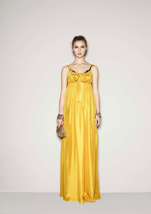 Лукбук: Dolce & Gabbana FW 2011 Women's. Изображение № 72.