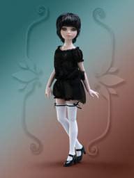 Изображение 17. Эллоувайн - fashion-кукла, ведущая блог.. Изображение № 17.