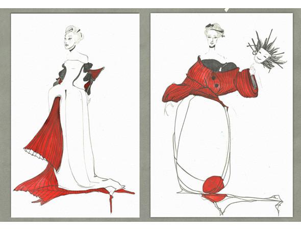 Создать папку: 5 успешных российских иллюстраторов рассказывают о портфолио. Изображение №22.