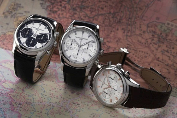 Frederique Constant Vintage Racing Chronograph Collection . Изображение № 22.
