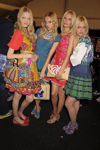 Быть блондинкой снова модно. Изображение № 1.