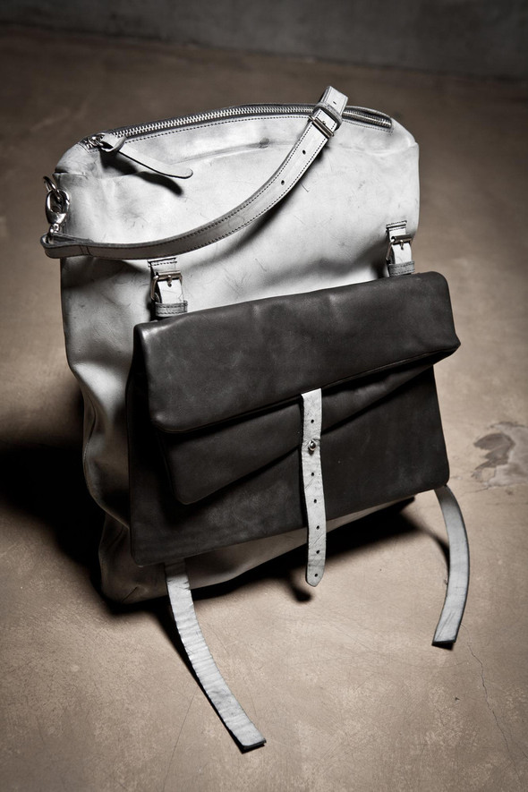 Лукбук: сумки Love Corporation SS 2012. Изображение № 10.