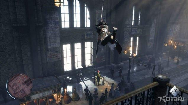 В Сеть «утекли» скриншоты новой Assassin's Creed. Изображение № 4.