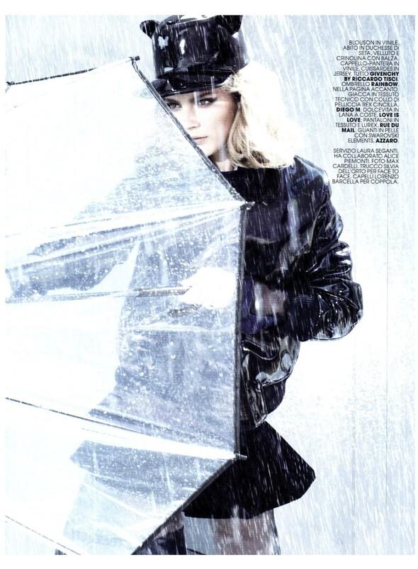 Съёмка: Макс Карделли для Marie Claire. Изображение № 9.