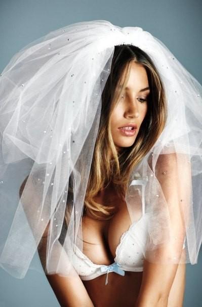 Свадебное белье от Victoria Secret. Изображение № 6.