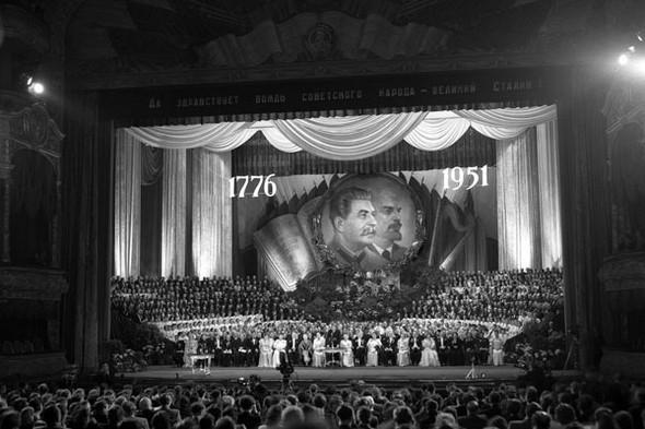 Юбилей большого театра. Изображение № 126.