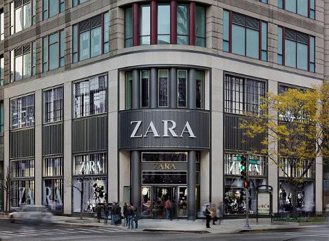 """Zara. Самый """"быстрый"""" модный бренд. Изображение № 6."""