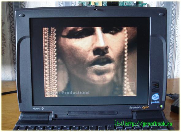 Ретро: Обзор ноутбука AcerNote Light 370DX 1996года. Изображение № 16.