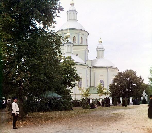 Цветные фотографии России в период с 1904-1916. Изображение № 6.