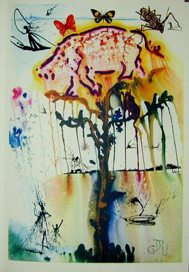 Сюрреалистическая Алиса. Изображение № 5.