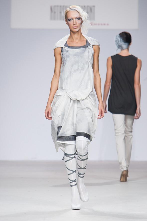 Наташа Дригант, Кира Пластинина, Сергей Сысоев, Gabi Lauton: весна-лето 2011 на Volvo Fashion Week. Изображение № 6.