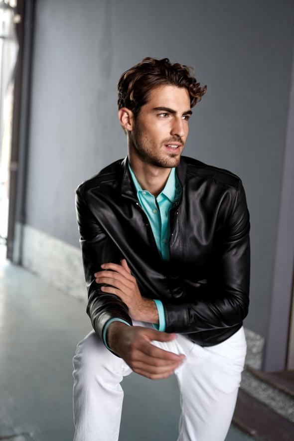Мужские лукбуки: Rad Hourani, Versace и другие. Изображение № 27.