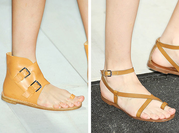 Walking in my shoes: 10 тенденций обуви весны-лета 2011. Изображение № 60.