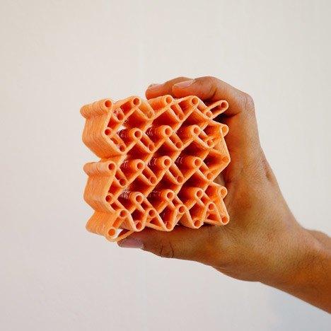 Нигерийский дизайнер создал 3D-ткацкий станок . Изображение № 6.