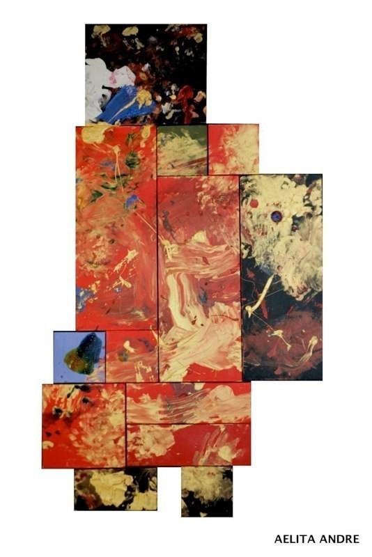 Гейша в красном кимоно. Изображение № 26.