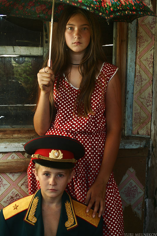 Портреты Юрия Мельникова. Изображение № 30.