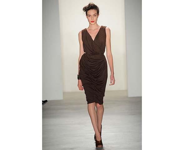 Неделя моды в Нью-Йорке: второй день. Изображение № 25.