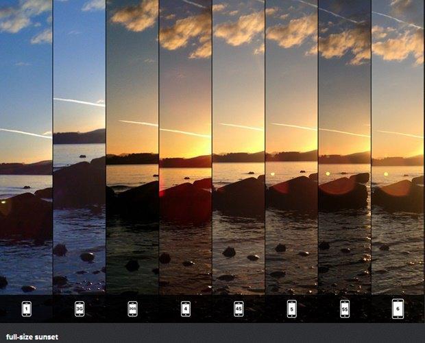 Фото: сравнение качества фотографий у восьми поколений iPhone. Изображение № 9.
